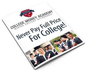 Don't pay full price for college